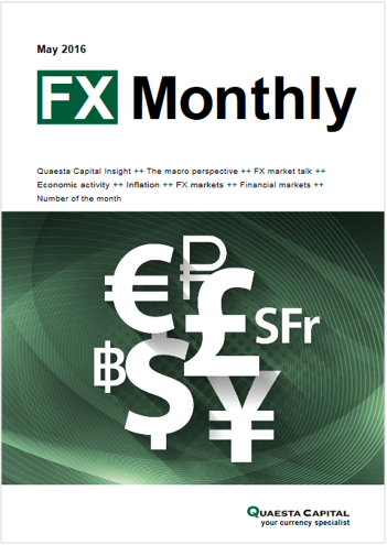 FX Monthly May - The big picture for small currencies