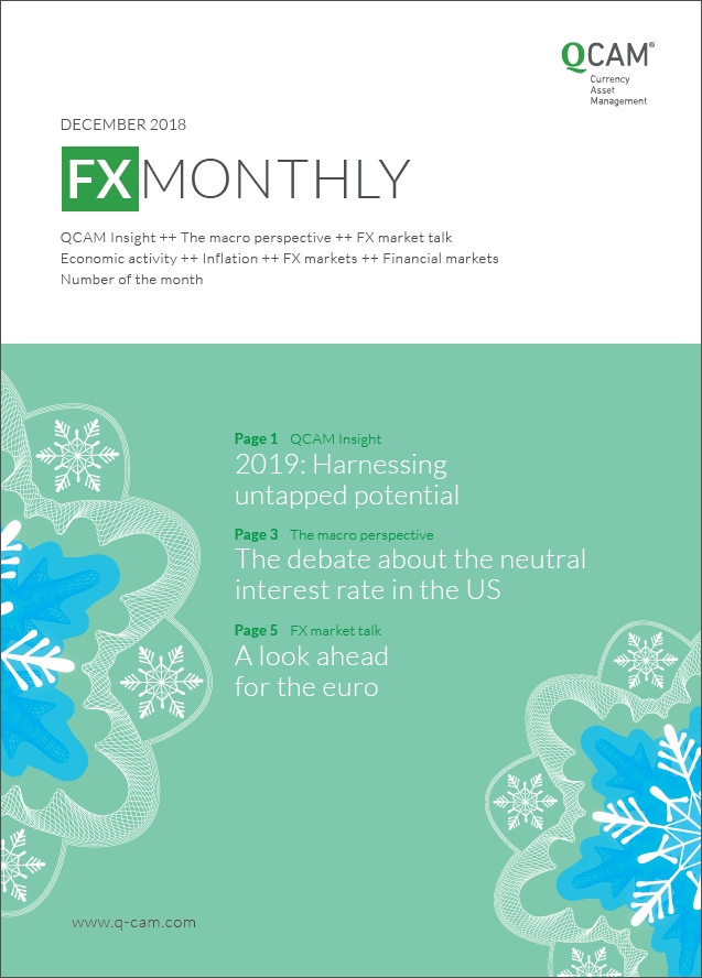 Front Page QCAM FX Monthly