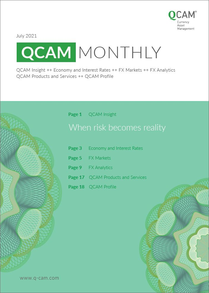Frontpage QCAM Monthly July 2021