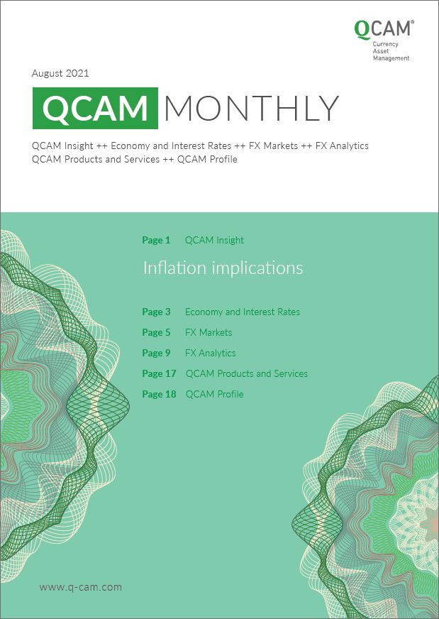Frontpage QCAM Monthly August 2021